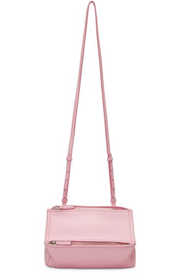 Givenchy - Pink Mini Pandora Bag