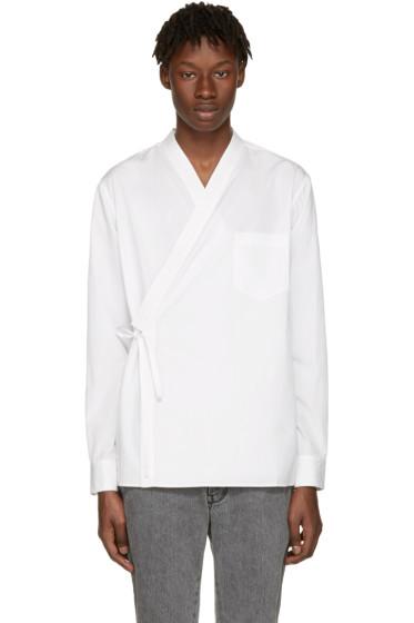 3.1 Phillip Lim - White Kimono Shirt