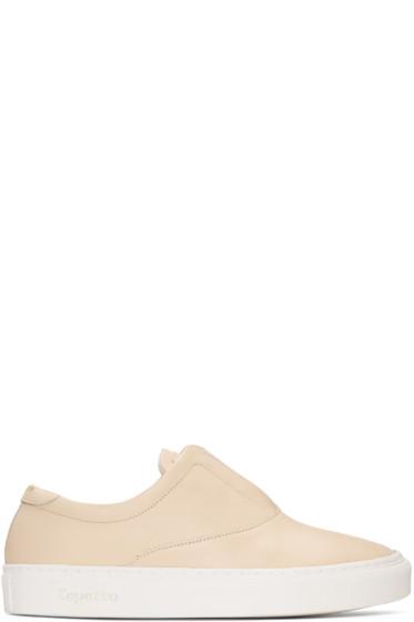 Repetto - Beige Fanny Sneakers