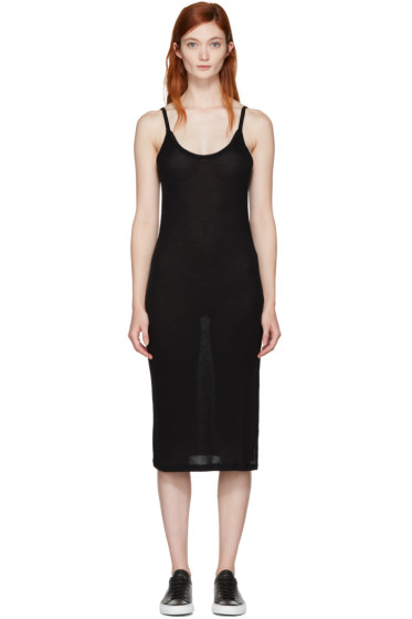 BLK DNM - Black 5 Tank Dress