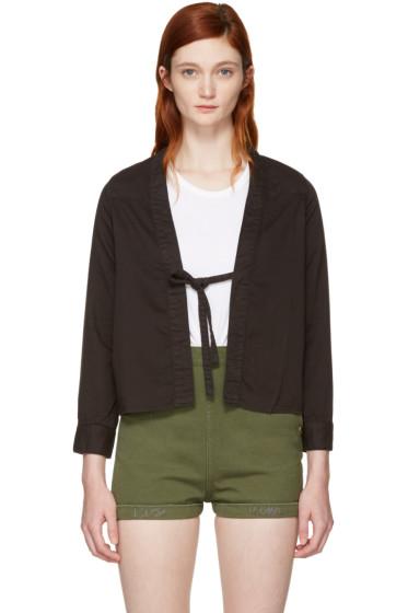 Visvim - Black Lhasa Jacket