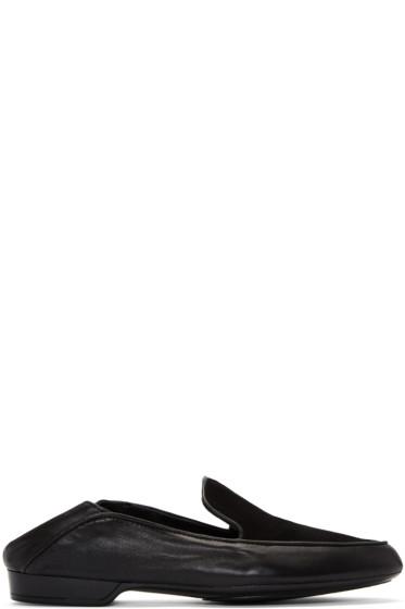Robert Clergerie - Black Fanim Loafers
