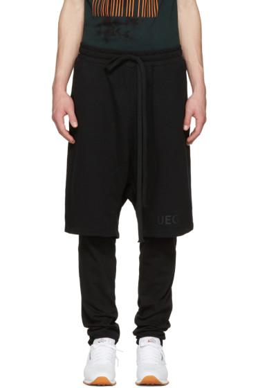 UEG - Black Legging Shorts
