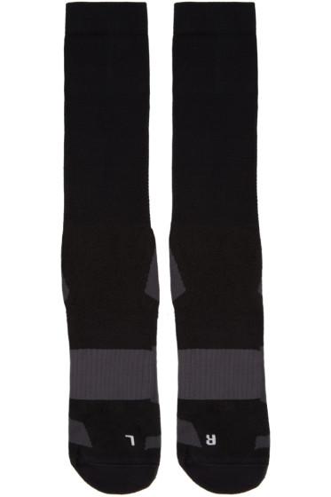 Y-3 SPORT - Black Tech Socks