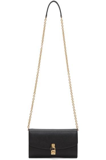 Dolce & Gabbana - Black Pochette Clutch