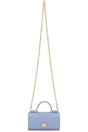 Dolce & Gabbana - Blue Mini Von Bag