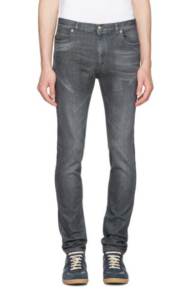 Maison Margiela - Grey Washed Jeans