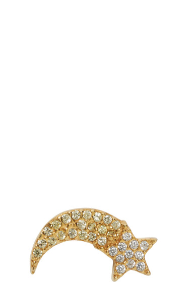 Marc Jacobs - Gold Shooting Star Something Special Earring