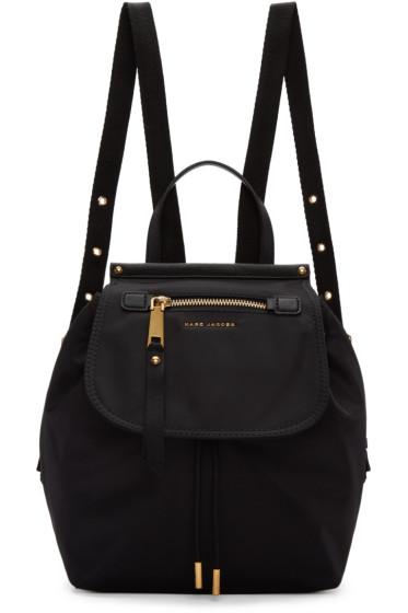 Marc Jacobs - Black Trooper Backpack