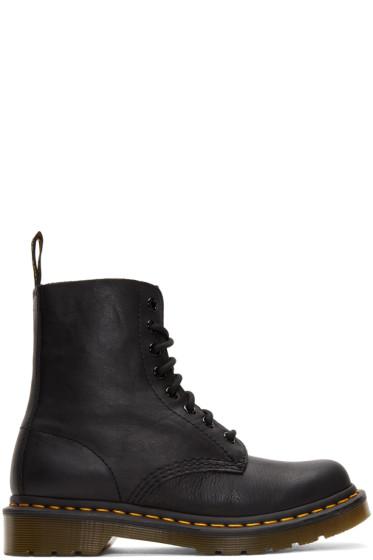 Dr. Martens - Black Pascal Boots