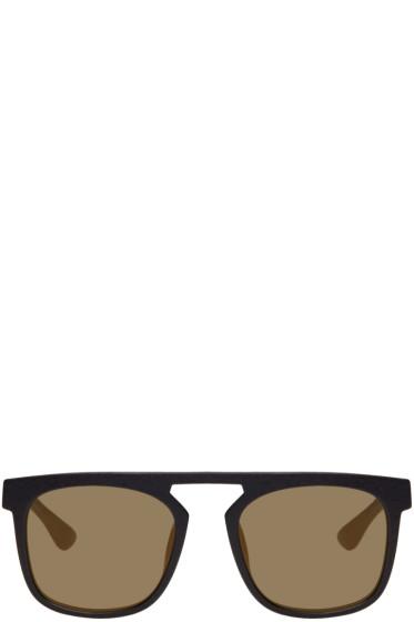 Mykita - Black Delta Sunglasses