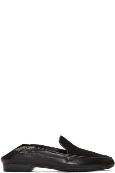 Robert Clergerie - Black Fani Loafers