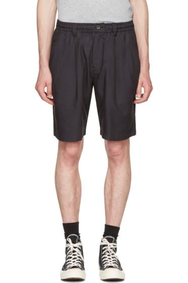 Saturdays NYC - Black Keigo Shorts