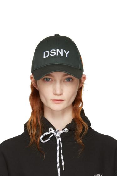 Heron Preston - Green DSNY Edition Cap