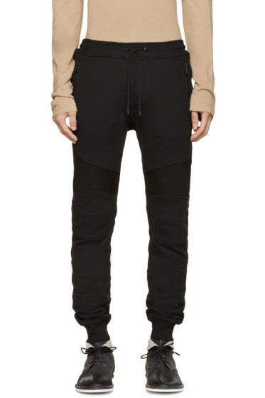 Belstaff - Black New Ashdown Lounge Pants