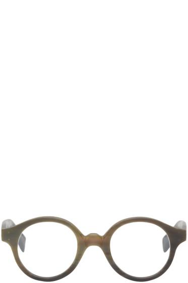 Rigards - Black Horn RG0017 Optical Glasses