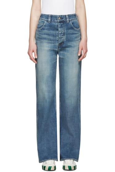 Visvim - Blue Social Sculpturess Jeans