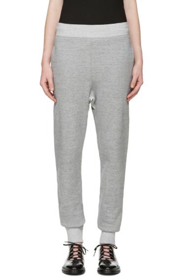 Hyke - Grey Sarouel Lounge Pants