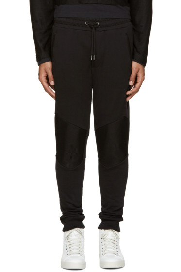 Diesel - Black P-Soul Lounge Pants