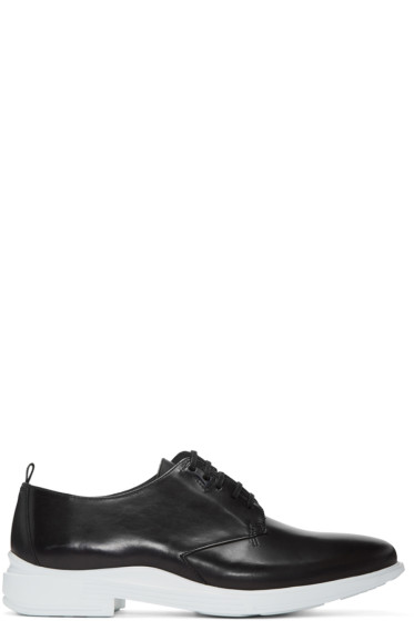 Kenzo - Black Leather Derbys