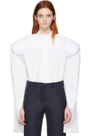 Jacquemus - White 'La Robe Marin' Dress
