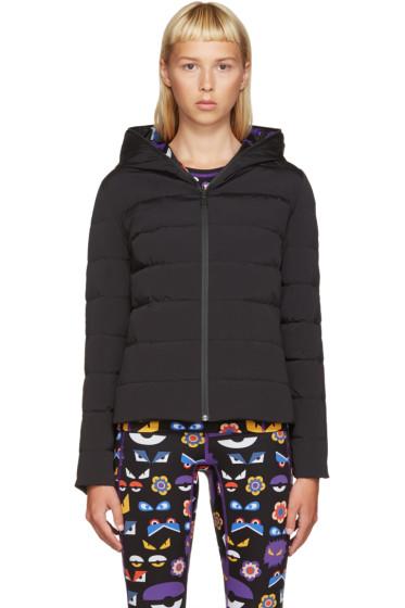 Fendi - Black Reversible Down Coat