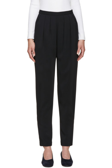 Rosetta Getty - Black Sarouel Trousers