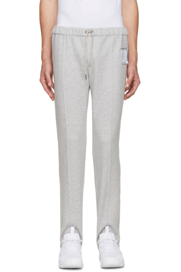Satisfy - Grey Stirrup Lounge Pants