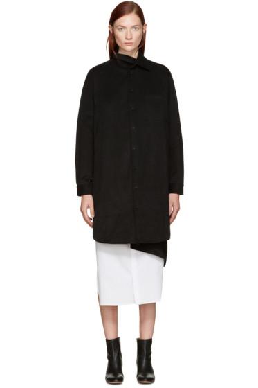 Bless - ブラック ネッカチーフ ドレス