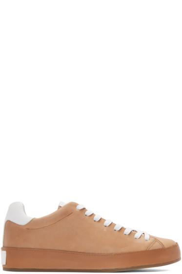 Rag & Bone - Tan RB1 Low Sneakers