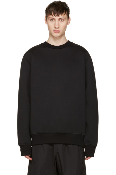 Public School - Black Olden Pullover