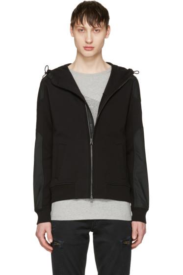 Belstaff - ブラック ブレイクナム ジップ セーター