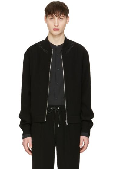 McQ Alexander McQueen - Black Olympic Jacket