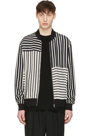 McQ Alexander McQueen - Off-White Summer MA-1 Jacket
