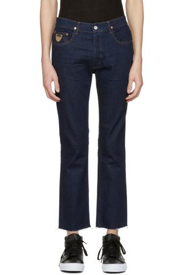 April77 - Blue Cult Open Iron Jeans