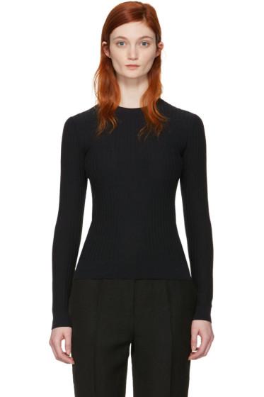 Acne Studios - Black Ives Sweater
