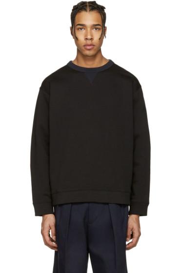 Acne Studios - Black Field Sweatshirt
