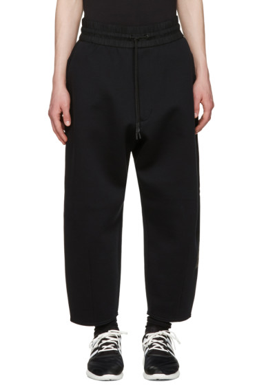 Y-3 - Black Future Sport Lounge Pants