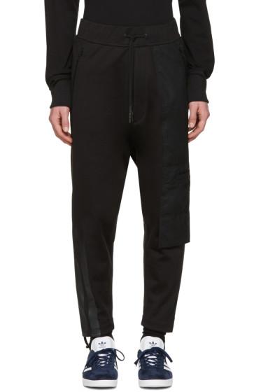 Y-3 - Black Soft Lounge Pants