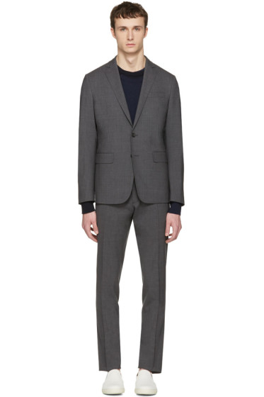 Dsquared2 - Grey Paris Suit