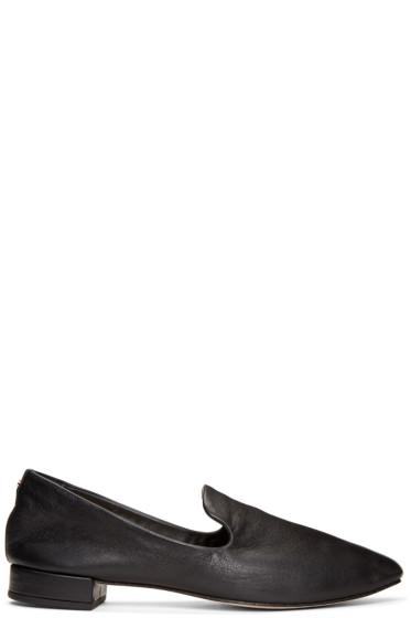 Repetto - Black Daren Loafers