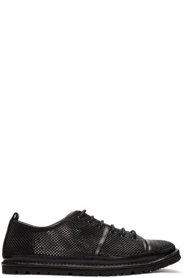 Marsèll -  Black Ricicarro Sneakers