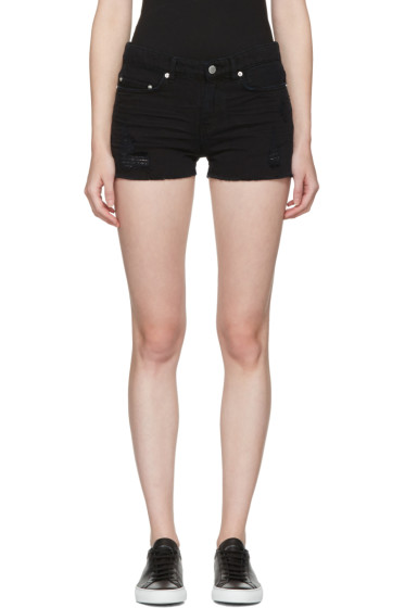 BLK DNM - Black Denim 16 Shorts