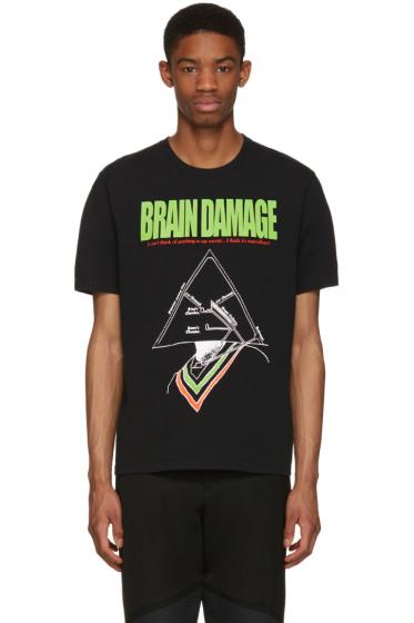 Undercover - Black 'Brain Damage' T-Shirt