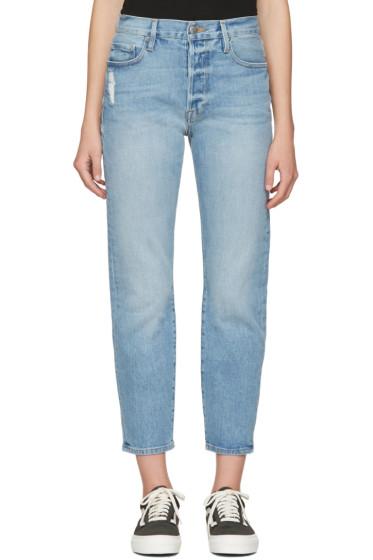 Frame Denim - Blue Le Original Jeans