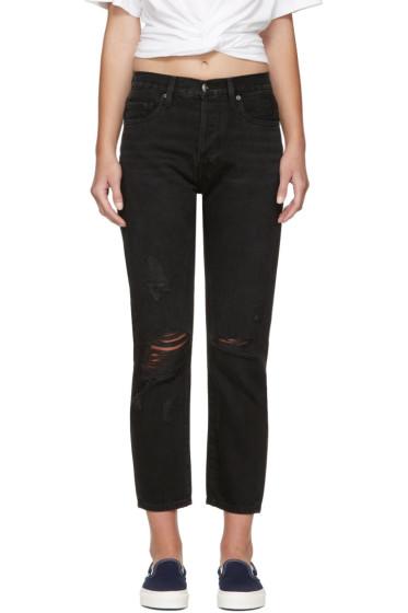 Frame Denim - Black Le Original Jeans