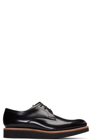 Grenson - Black Lennie Derbys