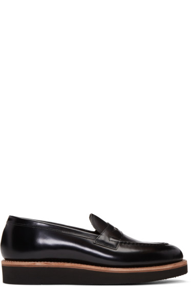 Grenson - Black Lloyd Loafers