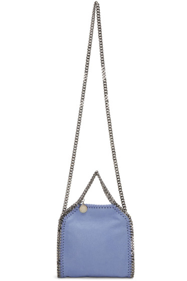 Stella McCartney - Blue Tiny Falabella Bag
