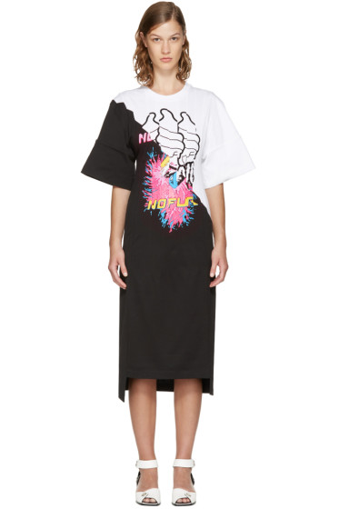 Stella McCartney - Black Camelia Dress